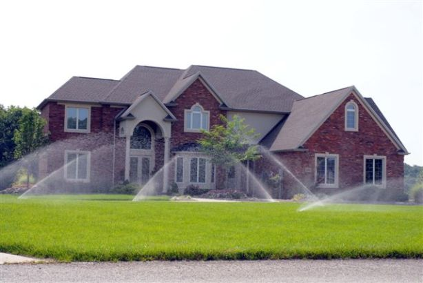 Your beautiful lawn is only a phone call away with CMG Sprinklers and Drains