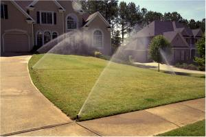 Sprinklers Installed by OK Drains