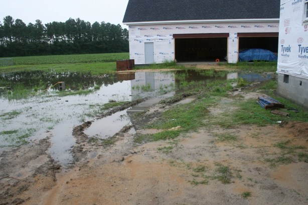 Serious Drainage Problem
