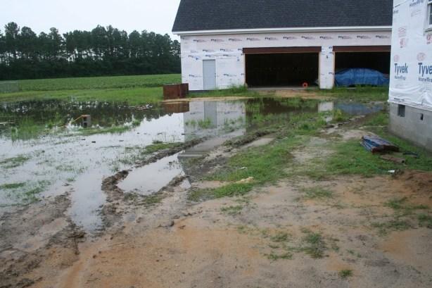 Serious Drainage Problem