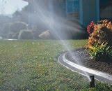 CMG Sprinkler System