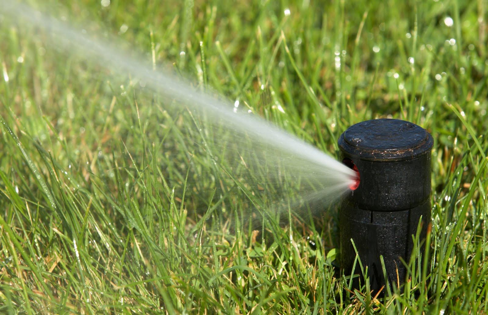 central oklahoma lawn sprinkler experts french drains sprinkler