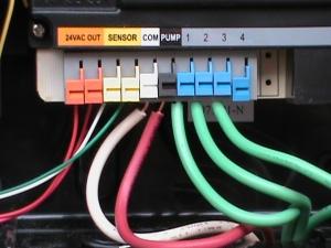 Sprinkler Controller Wiring