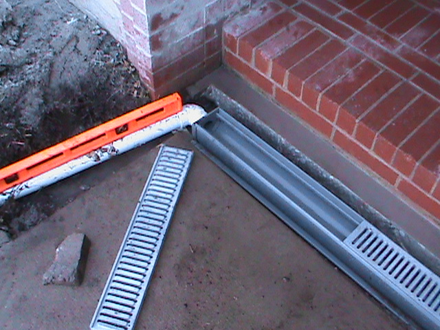 Oklahoma City French Drain Installation Cmg Sprinklers And Drains