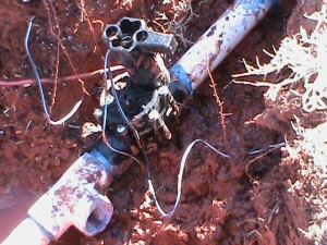 Replacing Sprinkler Valve in Oklahoma City