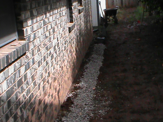 6 Inch French Drain