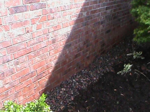 colored drain gravel