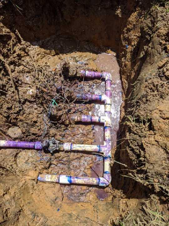Fixing leaking valves